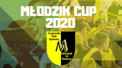 Zapraszamy na Halowe Turnieje MŁODZIK CUP 2020!!!