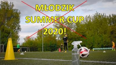 W 2020 bez Młodzik Summer CUP