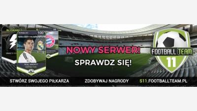 Nowy Serwer w Footbal Team