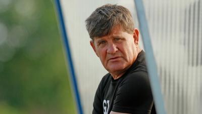 Trener Jeromin po pierwszym sparingu