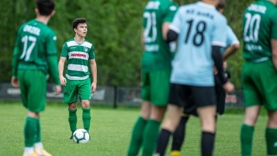 U17: Brak skuteczności juniorow młodszych w meczu z Gdovią