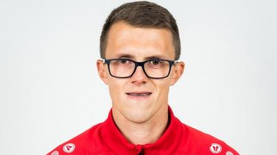 Wiktor Osiński trenerem pierwszego zespołu