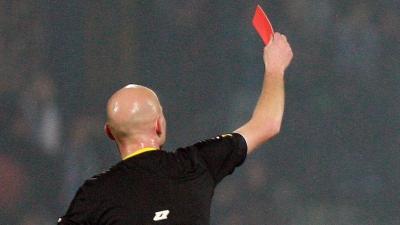 SENIORZY: Czerwona kartka Konrada Cieślaka anulowana