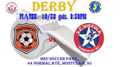 Derby w New Jersey