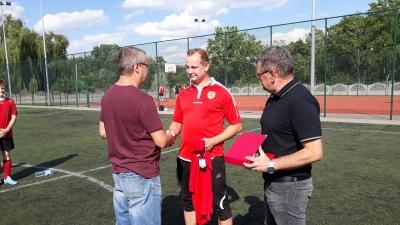 Mariusz Nieznalski żegna się z MKS Olimpią Koło