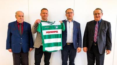 PESMENPOL sponsorem głównym Orła Myślenice!