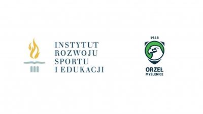 Orzeł Myślenice nawiązał współpracę z Instytutem Rozwoju Sportu i Edukacji