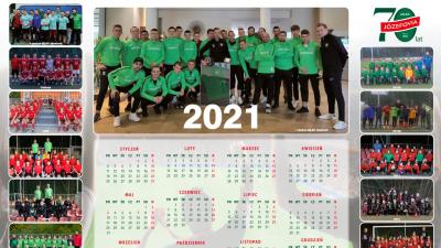 Klubowy kalendarz 2021