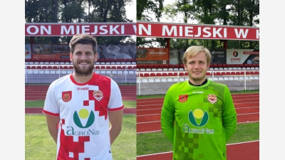 Michał Rutkowski i Łukasz Szymański zawodnikami MKS Olimpii Koło