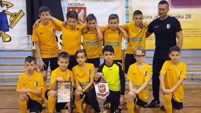 Turniej z okazji 100-lecia Mosina 1920 dla rocznika 2007 niedziela 19.01.2020