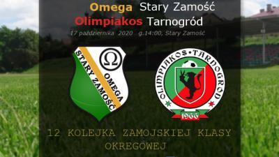 Zapowiedź: Olimpiakos- Omega