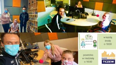RadioTczew-audycja z Mateuszem Brzoskowskim.