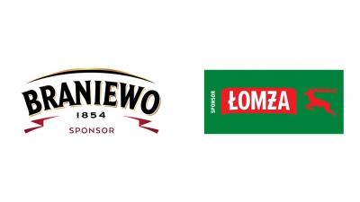 Braniewo i Łomża Sponsorem Głównym Zatoki Braniewo