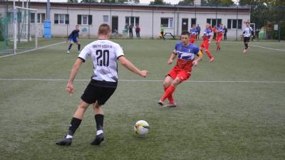 Puchar Polski ZZPN - Darłovia Darłowo - Bałtyk Koszalin 1:3
