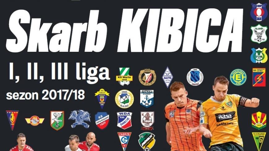 Już jutro Skarb Kibica w Przeglądzie Sportowym.