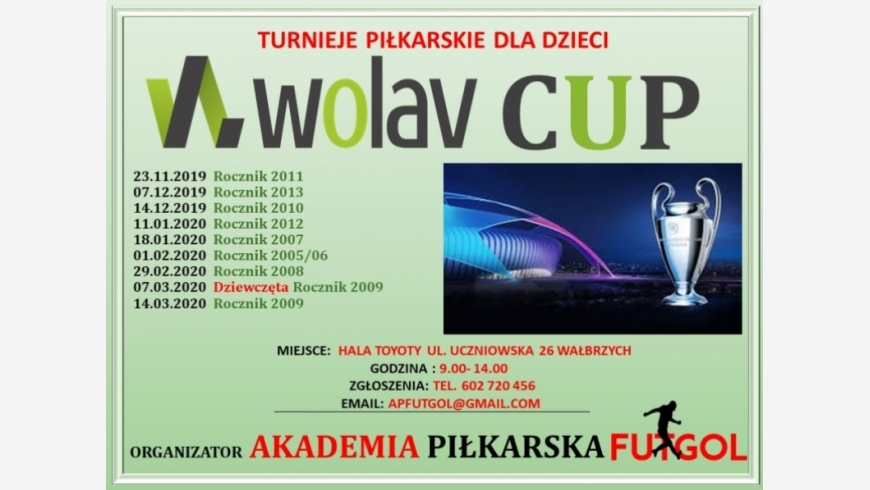 Wolav Cup