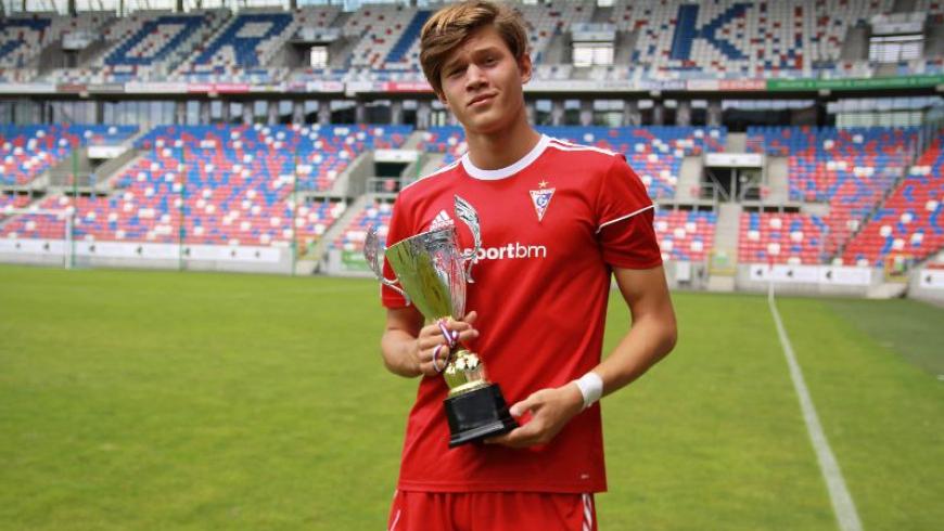 Kolejny wychowanek SKS GWAREK Zabrze Mistrzem Polski U-19