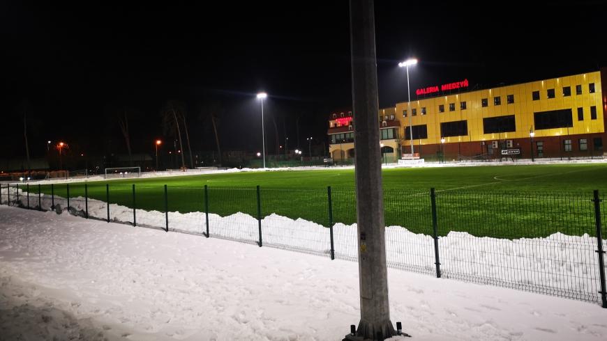 Sparing: Sportis Łochowo - Unia 2:3