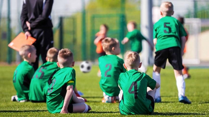 Treningi piłki nożnej