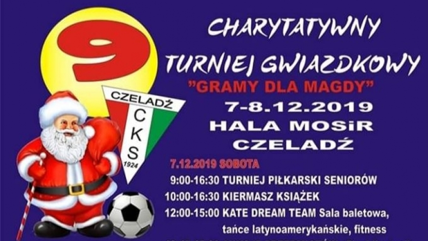 """9 Turniej Gwiazdkowy """"Gramy dla Madzi"""" już jutro!"""
