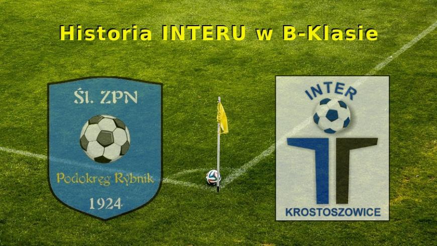 Historia INTERU w B-Klasie