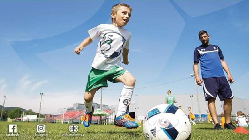 We wrześniu treningi naborowe do szkółki piłkarskiej Orliki Myślenice