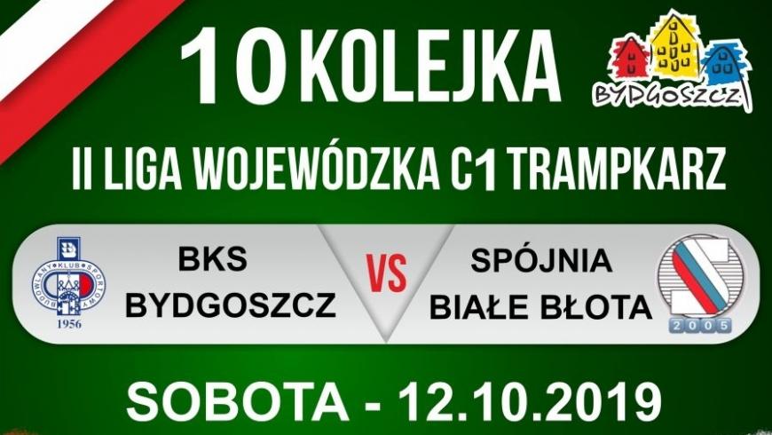 Zapowiedź X kolejki: BKS Bydgoszcz - Spójnia Białe Błota