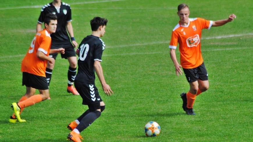 U19: Wpadka juniorów, przegrali mecz na szczycie!