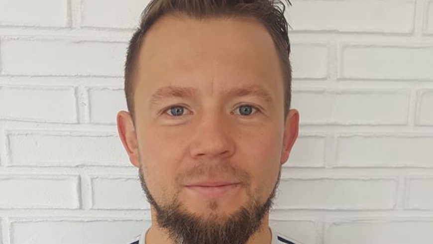 poznaj piłkarza - BRDA Rytel - Maciej Kloskowski