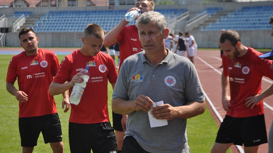 Piotr Gruszka: Młodzi zawodnicy z każdym meczem grali lepiej i pewniej