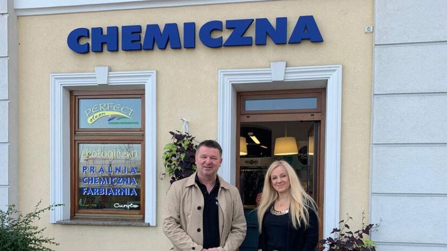 Ekologiczna Pralnia Chemiczna Curyło przedłuża umowę sponsorką na kolejny rok