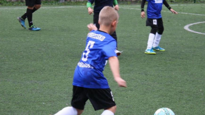 Młodziki: Udane rozpoczęcie ligi