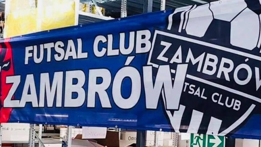 """Futsal Club Zambrów kończy sezon. """"Myślimy o awansie w przyszłym sezonie"""""""
