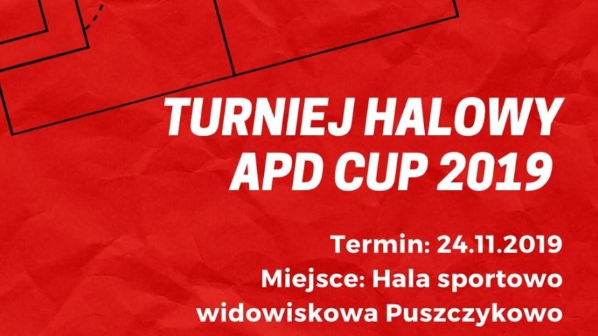 Rocznik 2012 zagra w APD Cup w Puszczykowie