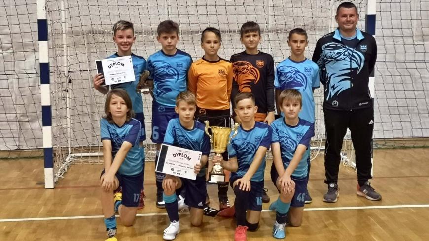 Rocznik 2009 wygrywa półfinał mistrzostw Podkarpacia w futsalu