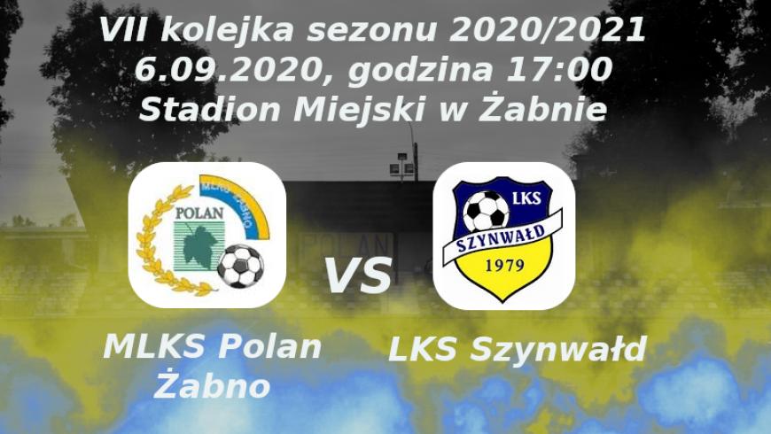 Zapowiedź VII kolejki sezonu 2020/2021: MLKS Polan Żabno vs LKS Szynwałd