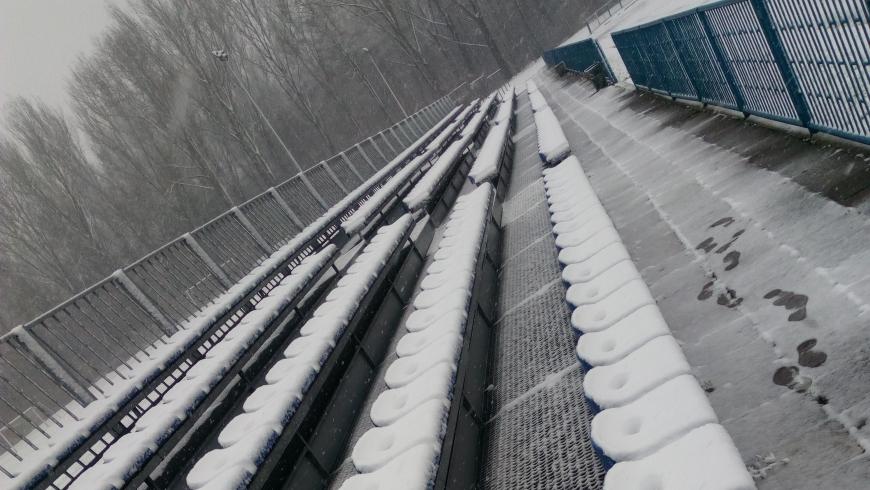 Przygotowania do rundy wiosennej trwają, drużyny grają sparingi. Tylko w Łapach cisza
