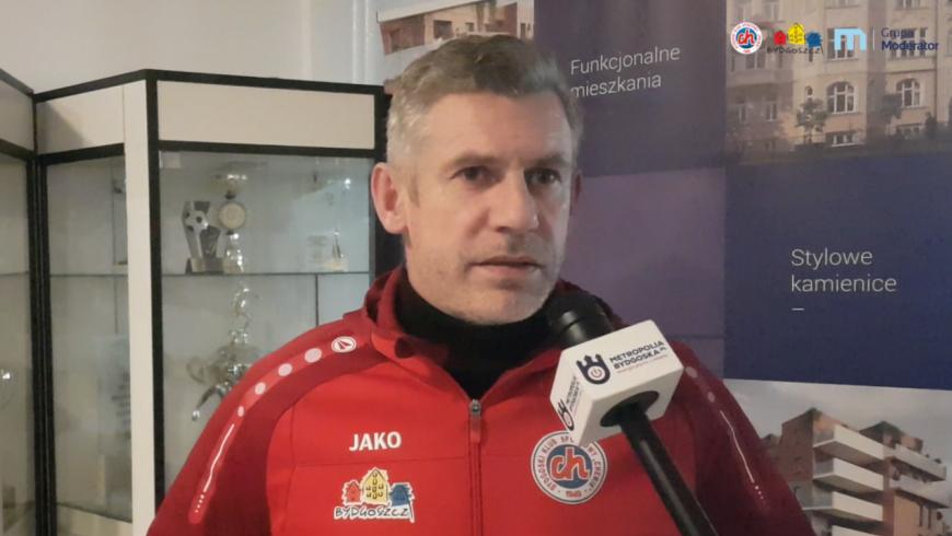 WIDEO: Piotr Gruszka o rozpoczęciu przygotowań