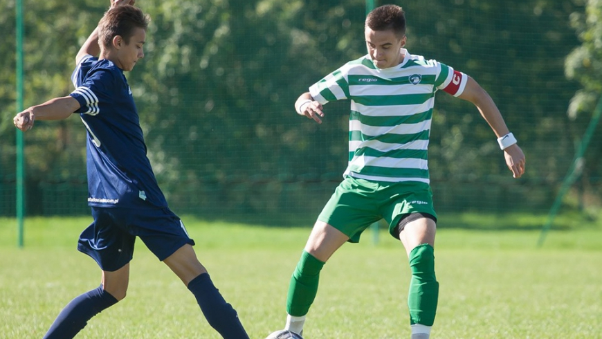 U19: Sparingowy remis juniorów z Orkanem Raba Wyżna