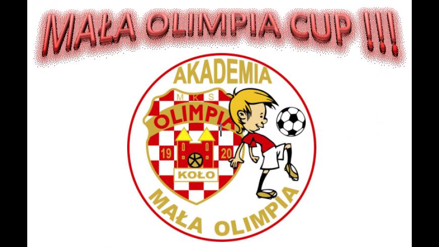 """ROCZNIK 2008: """"MAŁA OLIMPIA CUP 2019"""" - harmonogram turnieju"""