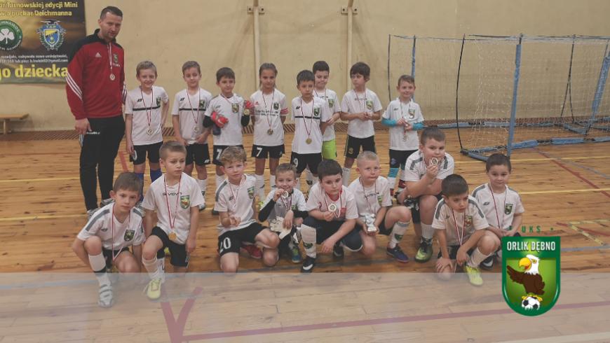 Noworoczny Futsal Kids Festiwal  dla rocznika 2011