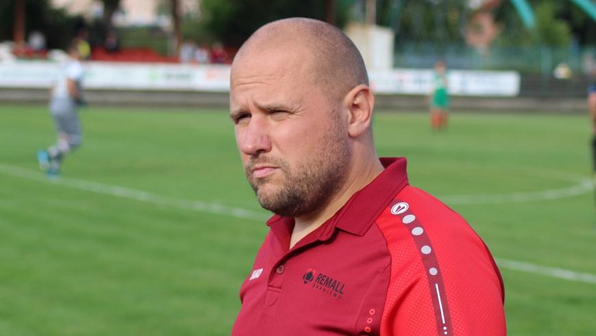 Trenera Piotra Zająca podsumował dzisiejsze spotkanie oraz rundę.