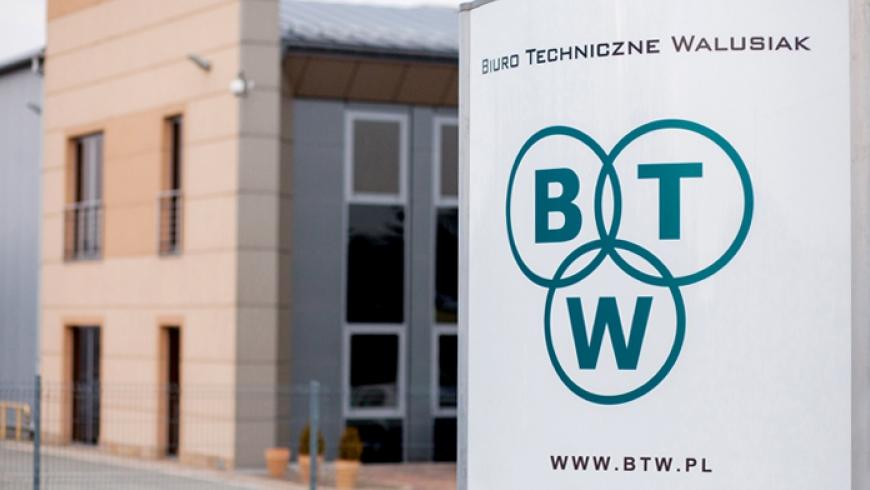 Nowy Partner - BTW Biuro Techniczne Walusiak