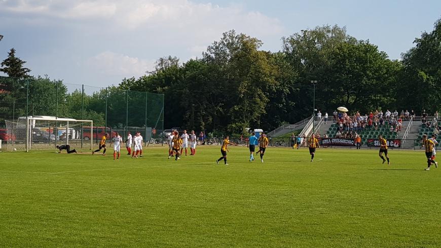 Unia - Sparta 1-1
