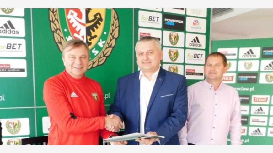 Razem ze Śląskiem Wrocław