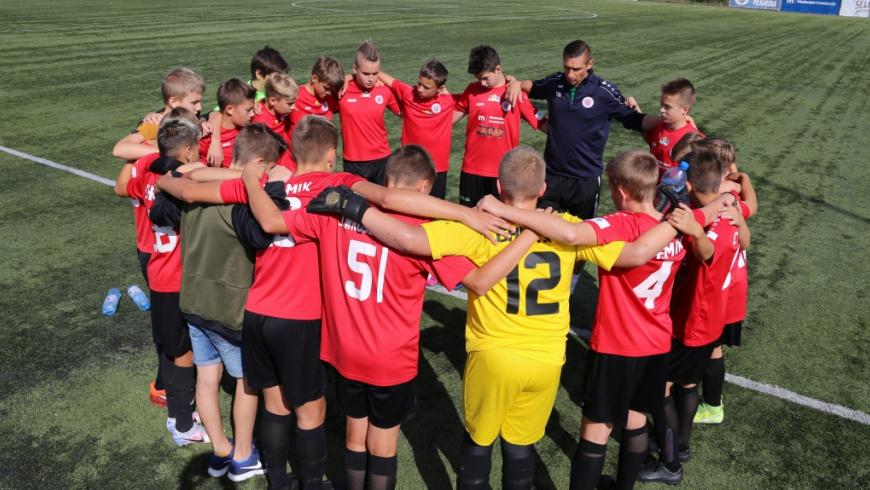 Młodzi piłkarze Akademii powołani do kadr wojewódzkich