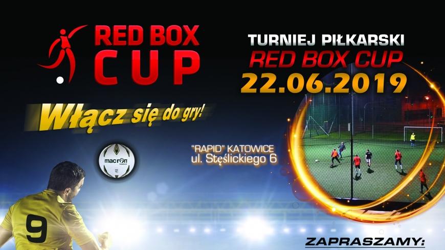 V EDYCJA RED BOX CUP KATOWICE - ZAPISY !!!
