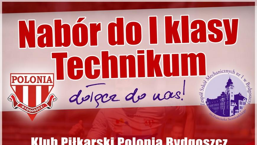 Rekrutacja do I klasy Technikum!