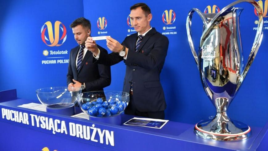 Puchar Polski: Wieczysta Kraków zagra ze zwycięzcą meczu Jordan - Orzeł