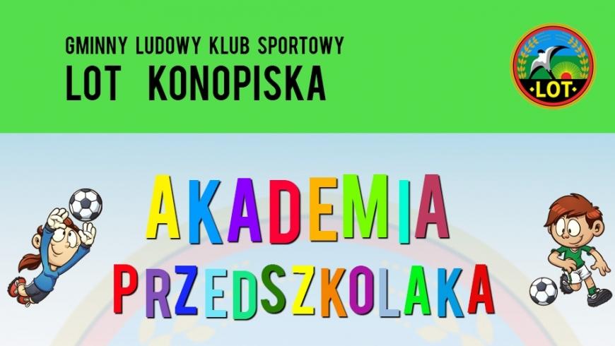 Akademia przedszkolaka.